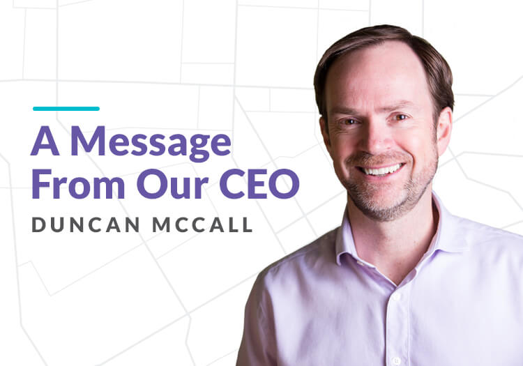 Returning to Our Roots: A Message from Our CEO