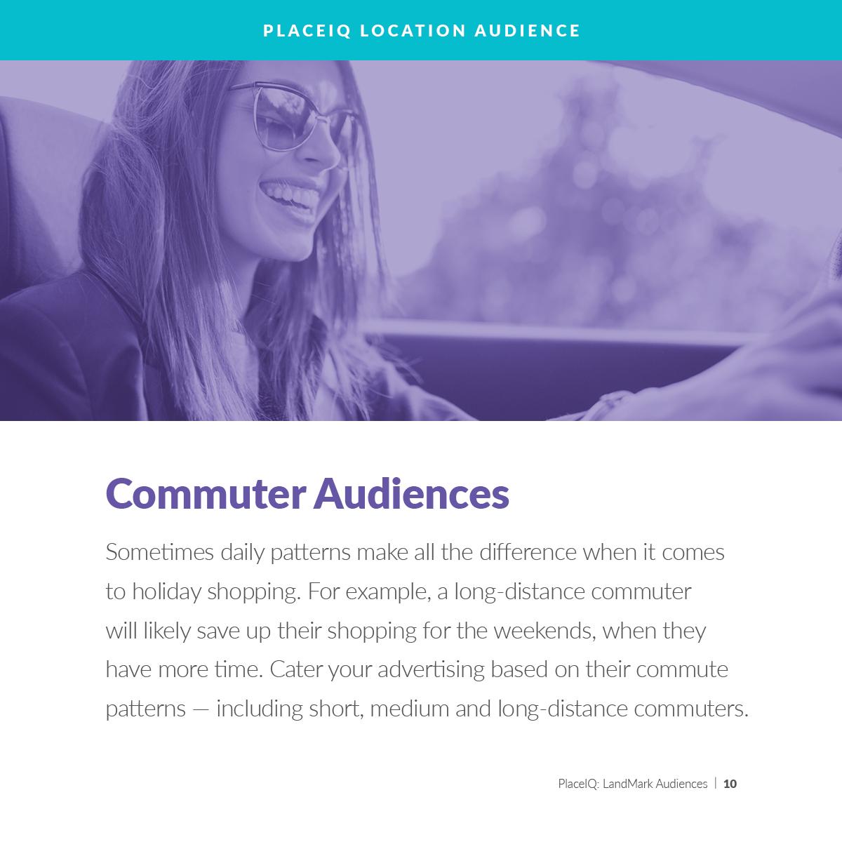 Commuter Audiences