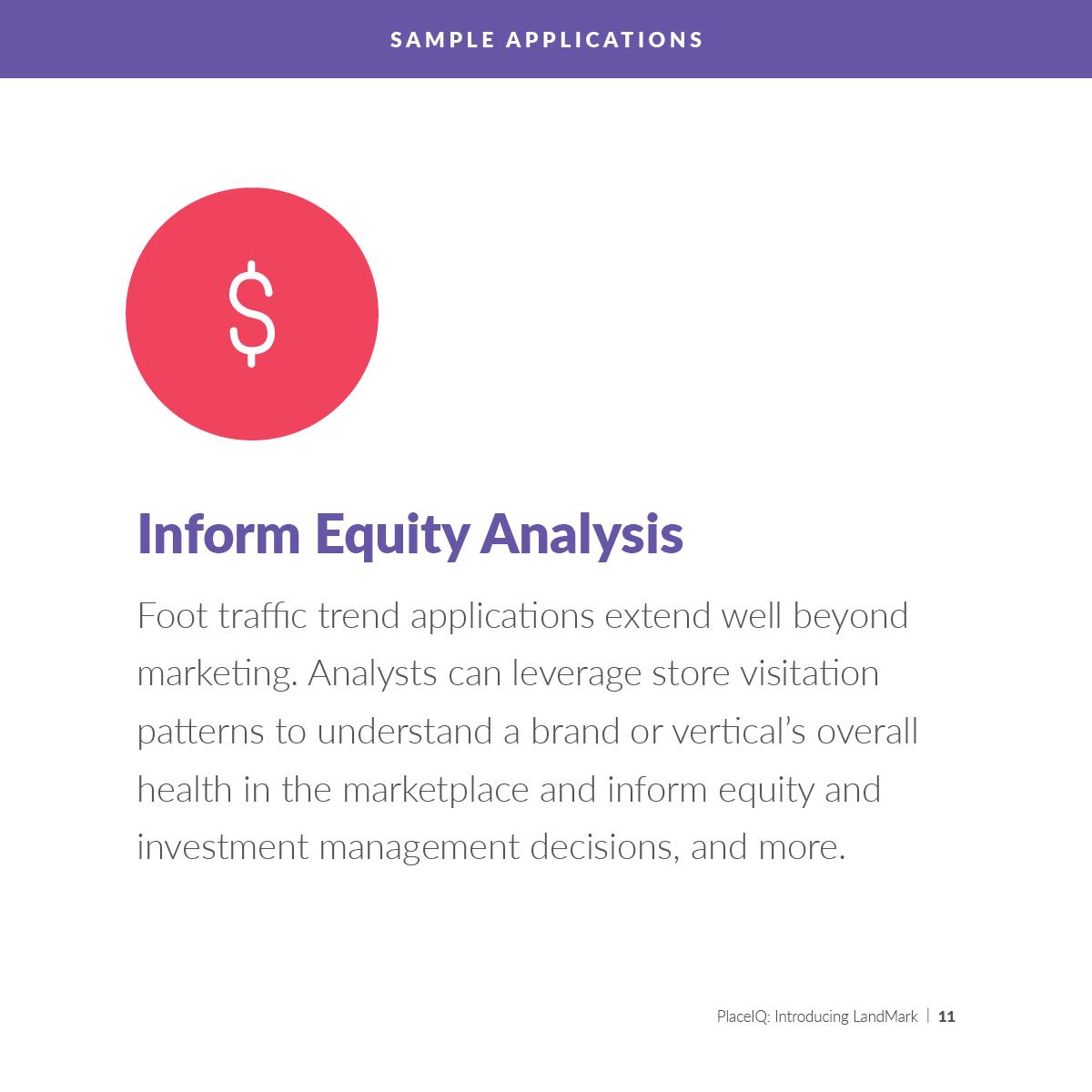 Inform Equity Analysis