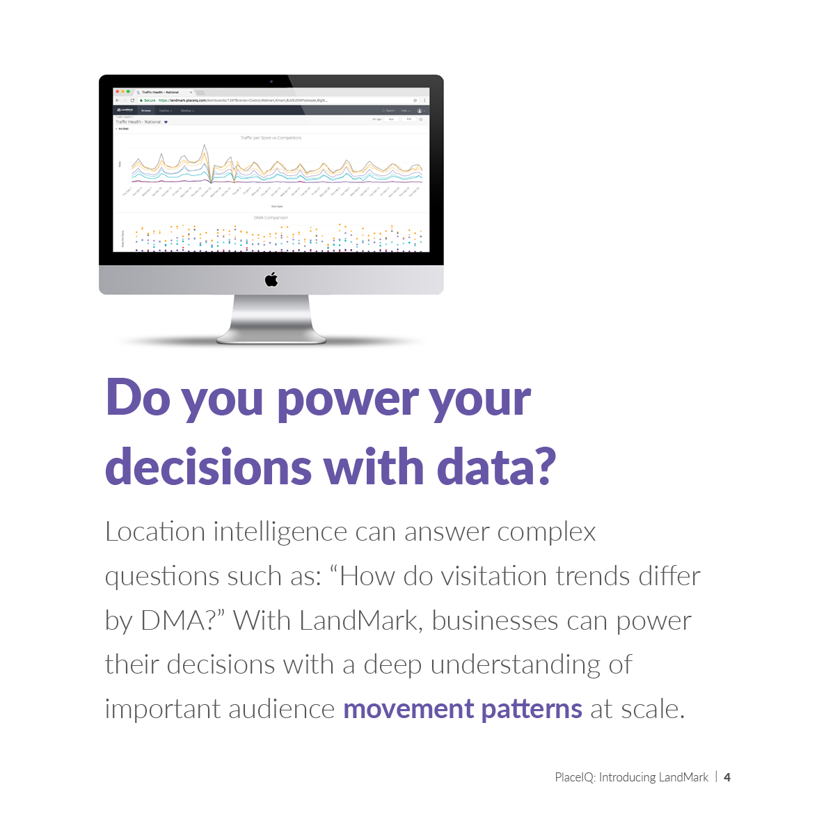Do you power your decisions with data?