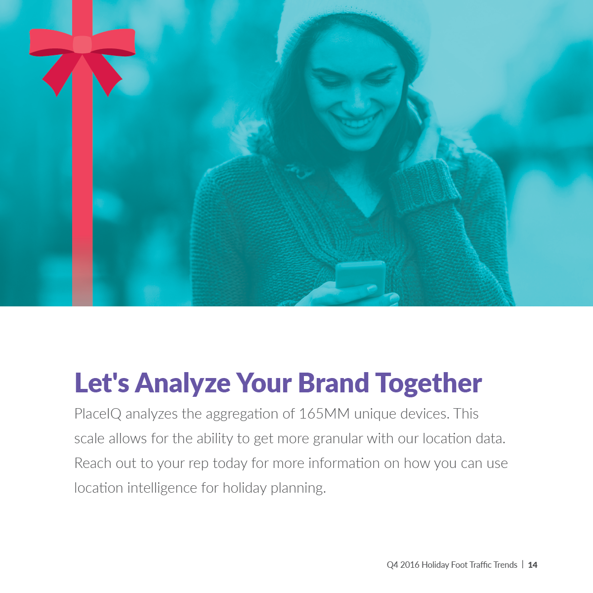 Let's analyze your brand together