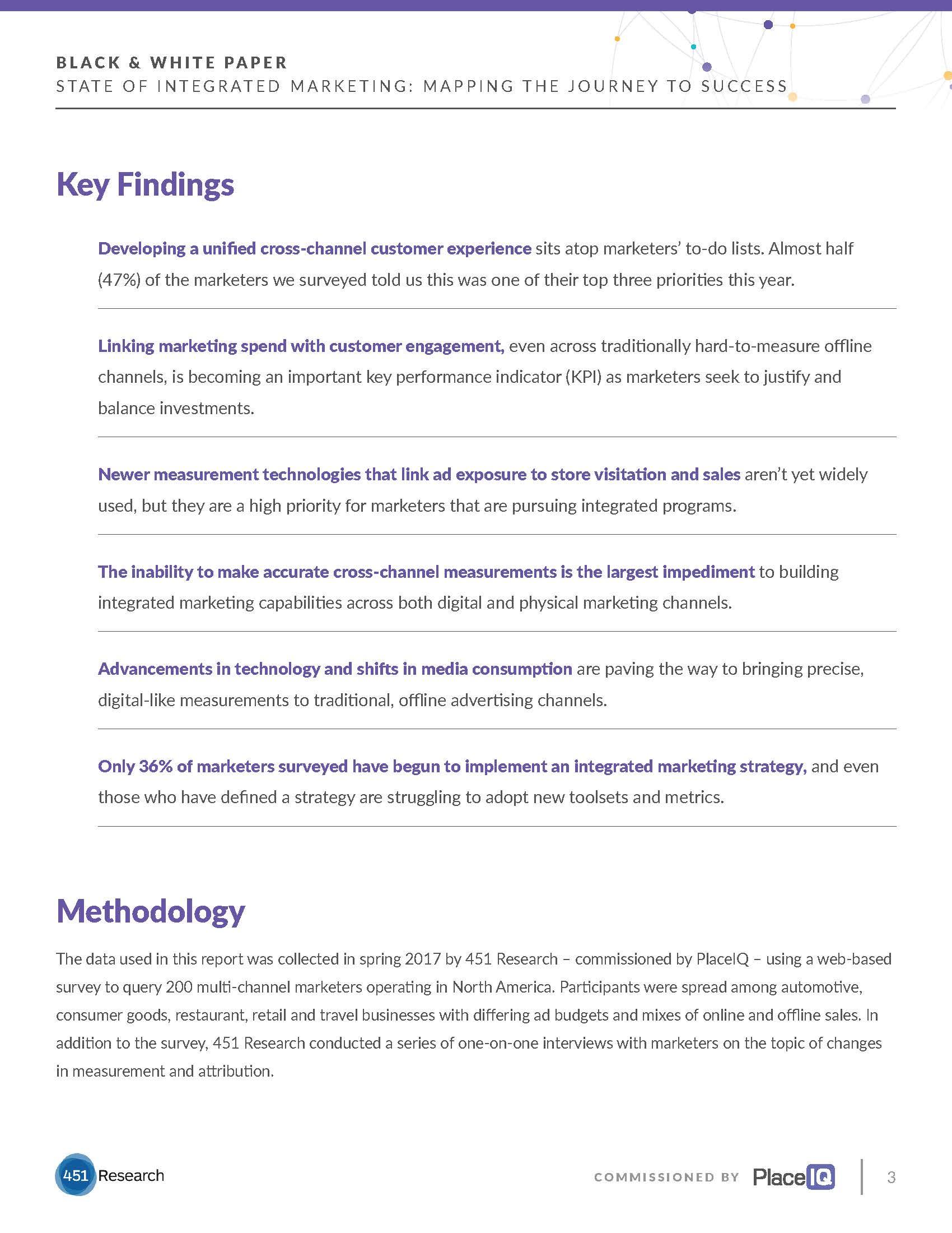 Key Findings and Methodology